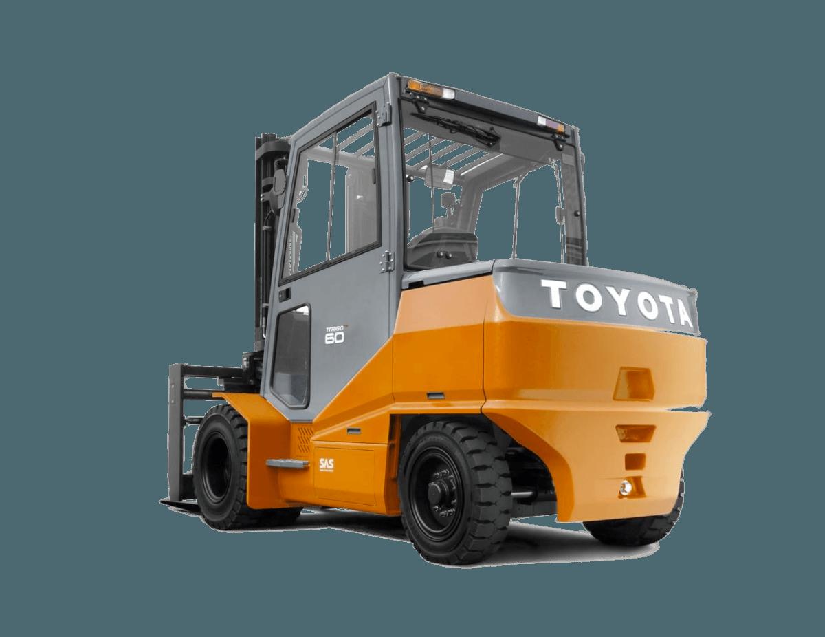 Vozík Toyota 8FBMHT85 Plošiny Liberec